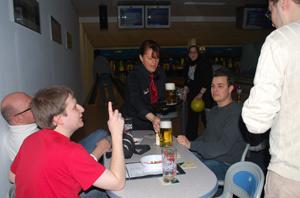 SEO-Campixx 2009 - Bowling fuer Looser ^^