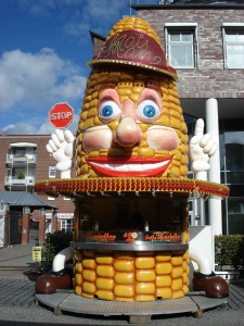 Stadtfest Norderstedt - vor dem Büro