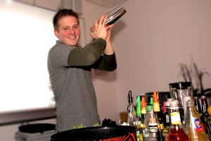 Patrick Jung von Mobile Bar